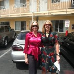 Special thanks to Judge Melanie Andress-Tobiasson and Judge Ann Zimmerman for touring our Veteran's Village, Downtown Las Vegas. We were honored by their visit and their mutual concern for our US Veterans.;